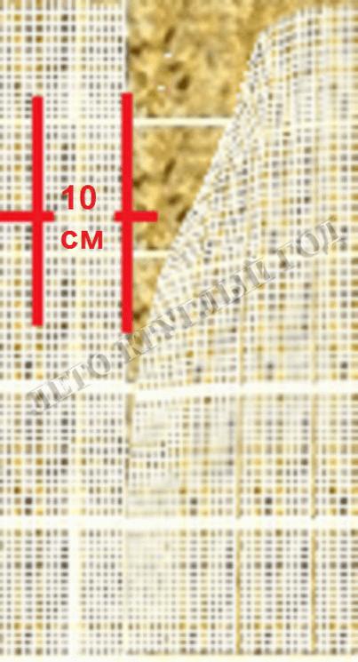Вертикальные трещины на фасаде